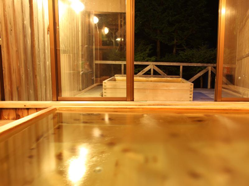 夜の内風呂