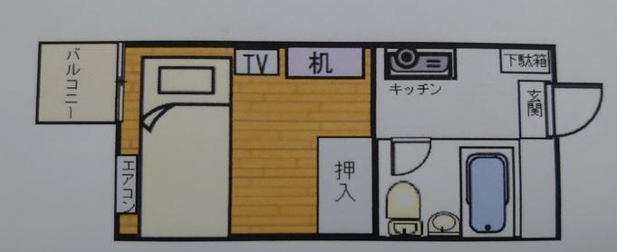 30泊以上限定 1泊3800円プラン