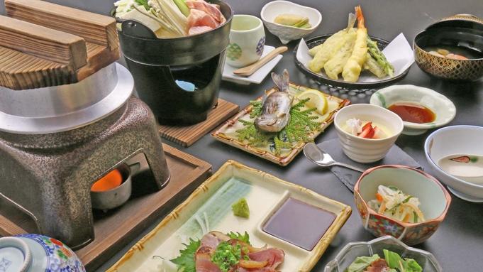 【スタンダード】**〜梅〜** とり料理&釜飯!満腹プラン♪≪1泊2食付き≫
