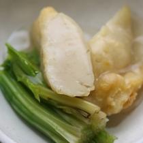 【夕食】季節の小鉢