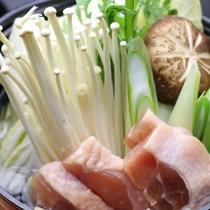 【夕食】地鶏鍋