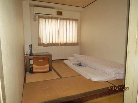 3階和室4畳半男性用【喫煙】シングル