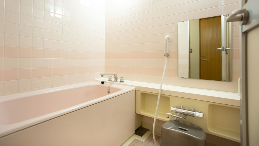 *【和洋室】浴室