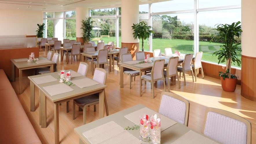 *レストランナチュラにて朝食をご用意いたします。※一般プランのお客様専用