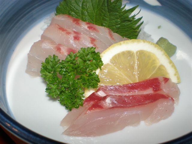 鮮魚お刺身