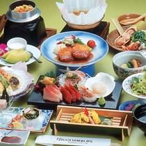 お料理コース一例(あしがら)