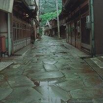 ■青石畳通り