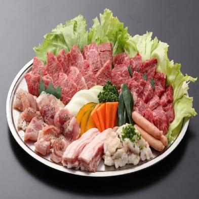 ★大好評お肉屋さんが提供するBBQプラン★ファミリーやグループでワイワイ楽しく屋外で焼き肉パーティー