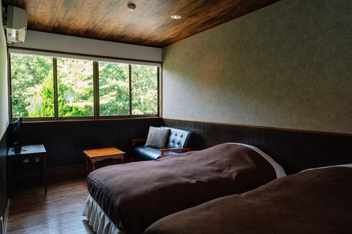 (朝食つき) 2 Adult Twin Room