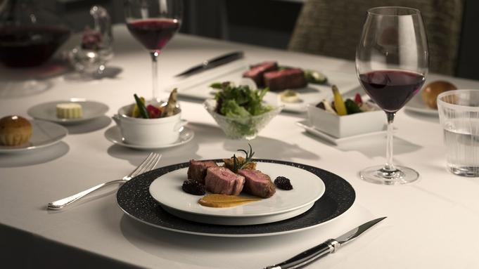 【100食限定】国産黒毛和牛サーロインステーキを味わう 特別ペアディナー付きプラン
