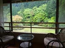 客室からの風景(春〜夏)3