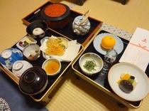 夕食(1例)