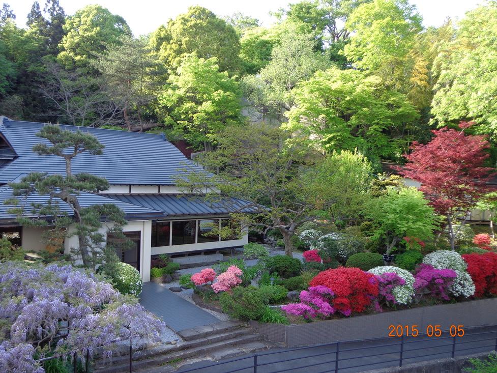 庭園(5〜7月)
