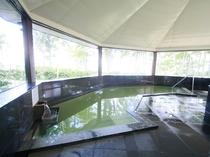 平泉温泉 展望大浴場