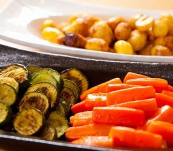 ステーキ用野菜