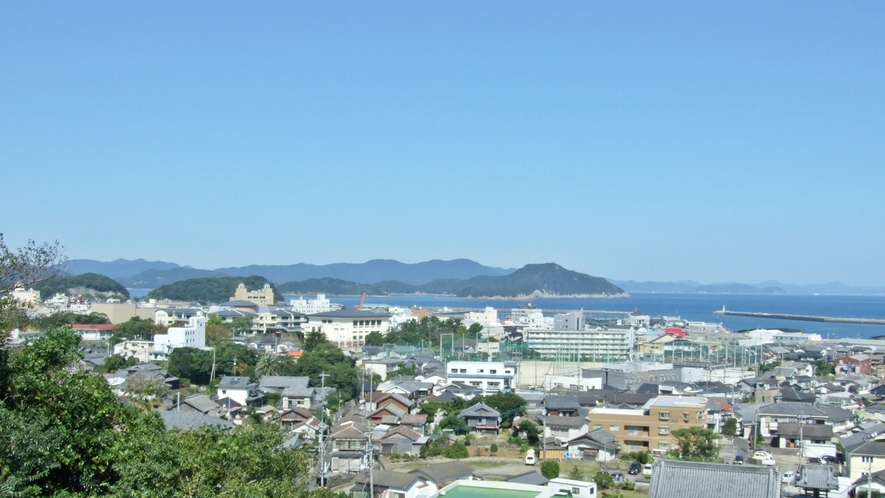 *【2間続き和室一例】最上階にあるのでお部屋からの景色は最高!
