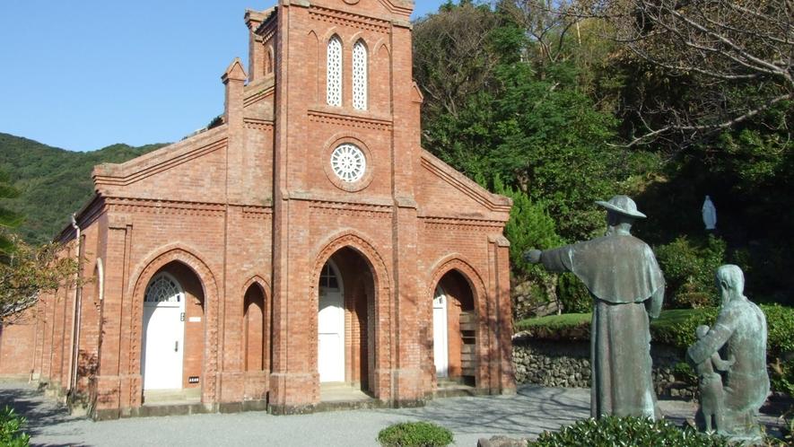 *堂崎教会