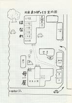 民宿まつぼっくり案内図