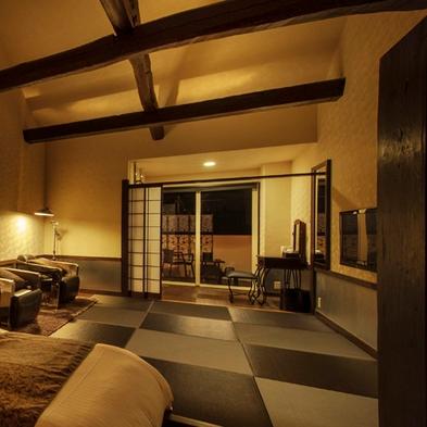 駿河湾と沈む夕日をわずか10室の温泉露天風呂付スイートから一望 コースディナー「駿河Modern」