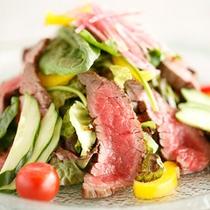【別注料理】炙り牛肉サラダ