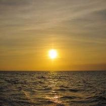 【景色】夕陽