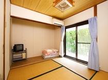 エコノミー和室6畳(バス・トイレなし)