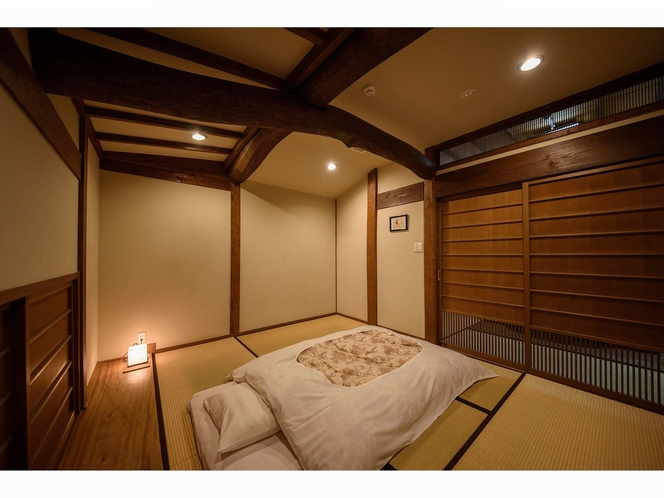 寝室(こぶし)