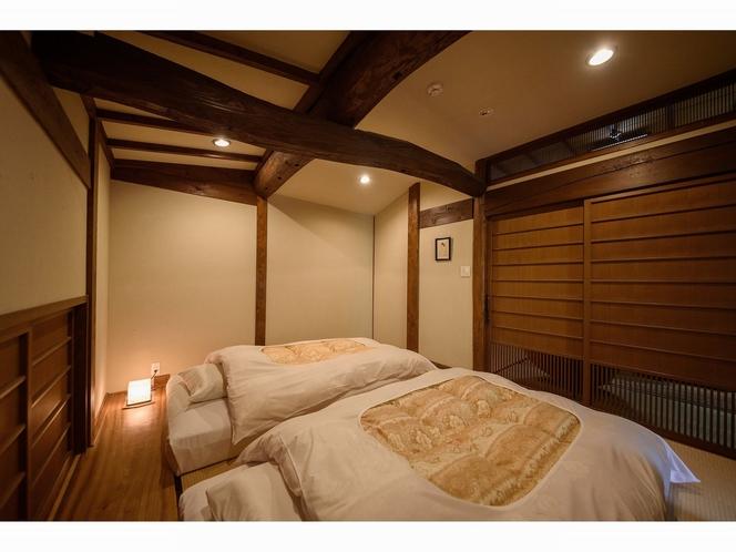 寝室(はぎ)