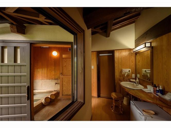 浴室(こぶし)