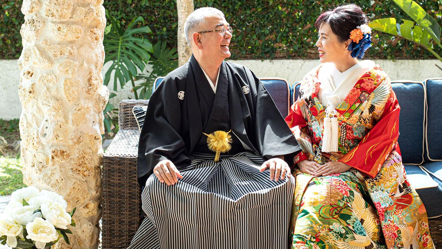 ・【結婚式】南国リゾートで思い出に残るひと時を