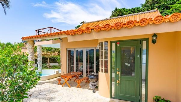三世代家族旅行でも余裕のリゾート感満載の一軒家