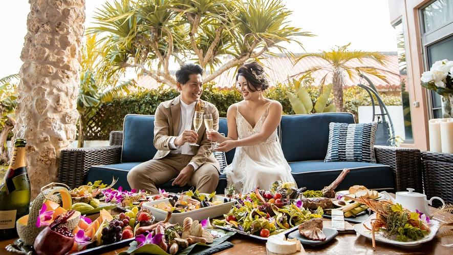 ・【結婚式】親しい友人やご家族と絆が深まります