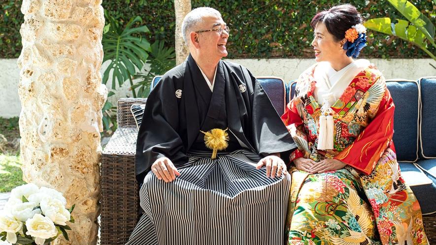 ・【結婚式】南国リゾートで思い出に残るひと時を…