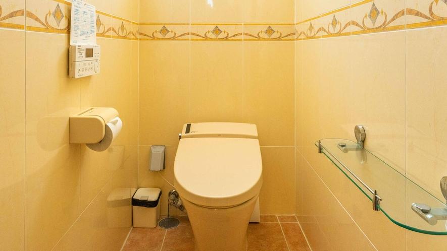 ・【トイレ】3ヵ所に設置しているので、朝の支度も焦りません