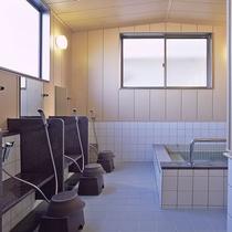【大浴場】足を伸ばしてのんびり・ゆったり…