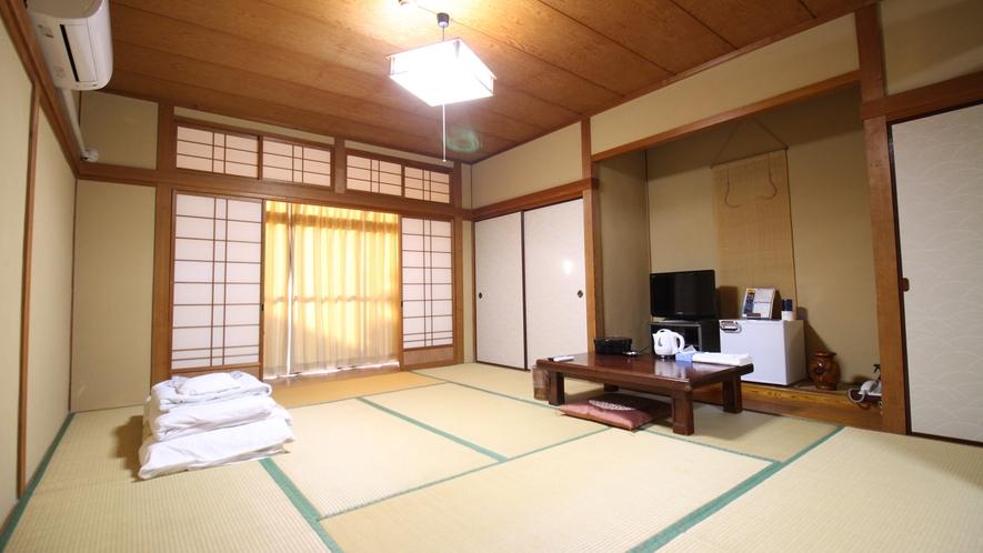 *【和室】畳の香りでどこか懐かしい空間を味わいください。