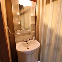 *【和室洗面台】シンプルな造りの洗面台です。