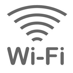 全室Wi-Fiが使えます。