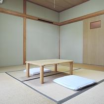 *【お部屋】和室8畳☆全部屋トイレ付き!