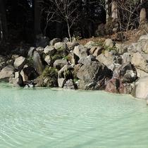*【霧島神宮】温泉池は見ているだけでほっこり♪