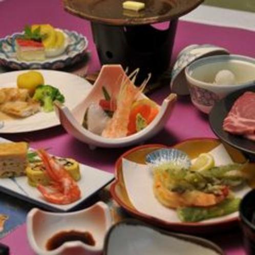 【自慢の和・創作料理】信州産・地元産のこだわった食材を吟味してます。