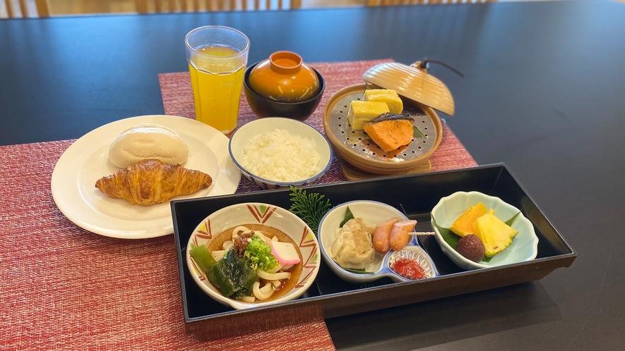 朝食(お子様)イメージ
