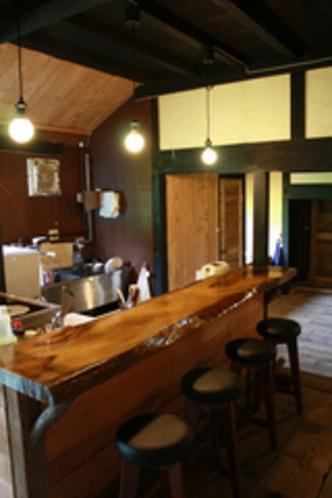 フリーキッチン、共有スペース