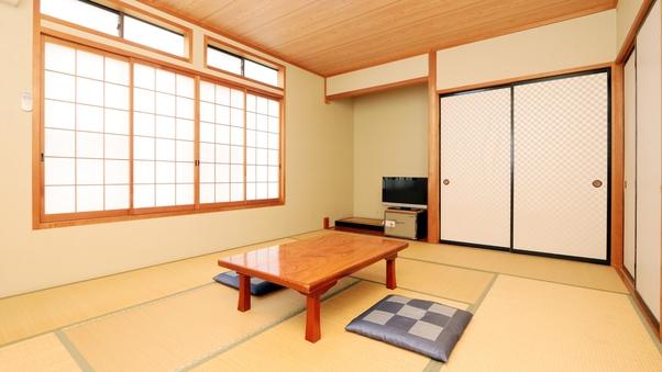 和室9〜10畳◆24時間入浴可