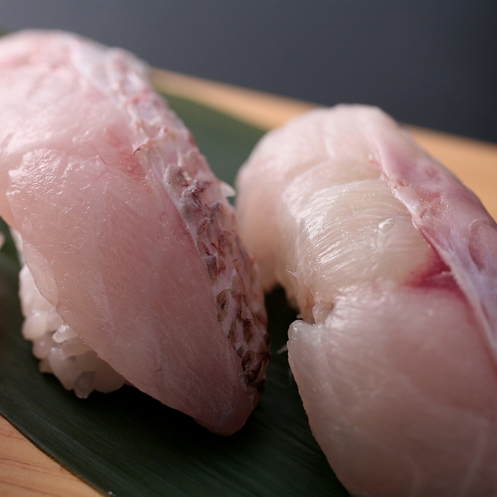 ノドグロ握り寿司
