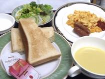 レストラン朝食(洋定食)