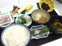 レストラン朝食(和定食)
