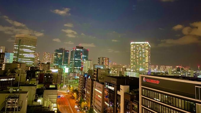 【素泊まり】ビジネス利用に便利なホテル 三田駅1分・田町駅5分!新橋・品川へも好アクセス!