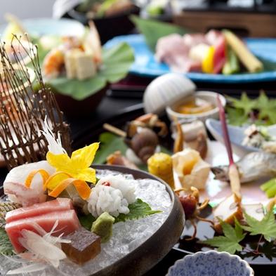 【夏旅セール】最後のひとくちまで愉しむ〜大人の美食コース〜お土産付