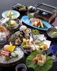【デ】【日帰りランチ】 1日2組限定! 兵庫県産の旬な食材を料理長おまかせ会席で♪